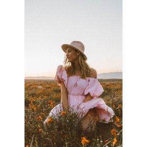 J.INGPetal Pink 公主裙