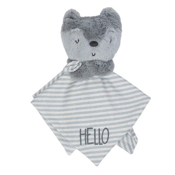 小狐狸安抚巾