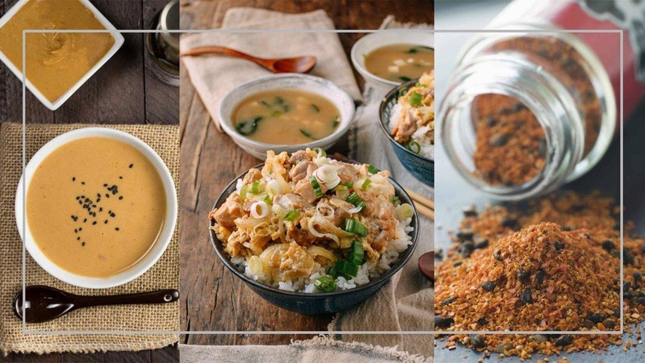 经典传统日式调味料推荐!味增、味啉、日式酱油...在家做日料全靠它们!
