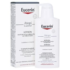 Eucerin 优色林湿疹抗过敏舒缓乳液 400ml