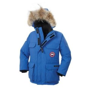 Canada Goose大童款防寒夹克