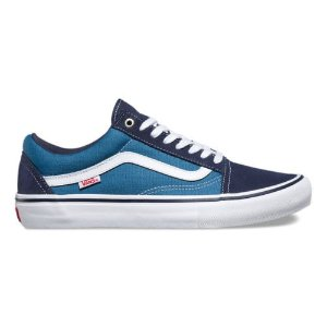 Vans黑蓝休闲鞋