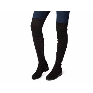 DUNE LADIES TAIYA - Over The Knee Boot - black | Dune Shoes Online