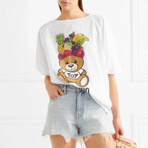Up to 50% Off + Extra 20% OffMOSCHINO @ NET-A-PORTER