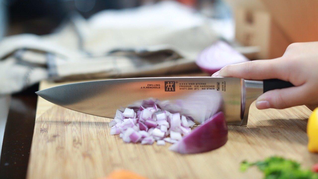 双立人 爱上厨房的最佳理由 体验来自刀尖上的锋芒