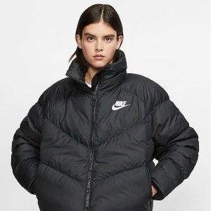 折扣区5折起Nike 秋冬外套专区 新款保暖羽绒服大促 运动休闲新风尚