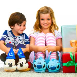 收封面鞋$9.6 行李箱$27.99最后一天:迪士尼官网 黑五大促特价区海量单品低至2.6折+额外8折