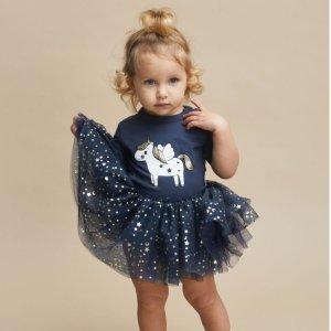 一律7.5折+包邮 阿迪T恤$15Ralph Lauren, aden+anais, Huxbaby 等儿童服饰、鞋履、玩具等