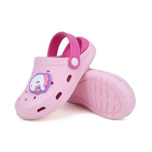 史低价:SEMARY 糖果色儿童超软洞洞鞋 多款可选