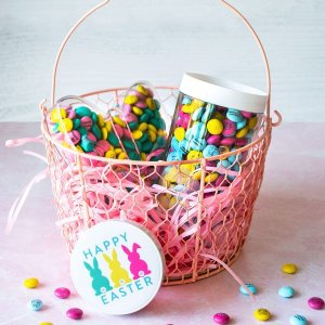Personalized bear $19.99M&M's Selected Section 20% Off