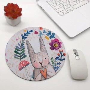 低至$3+新人9折超可爱鼠标垫专场 封面小兔子仅$4