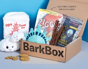 Barkbox订阅礼盒