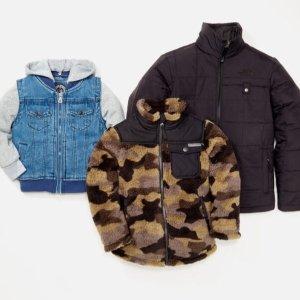 As Low as $17.97Hautelook Boys' Outwear Sale