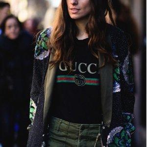 8折起 封面款立省$100上新:Gucci 定价优势爆款T恤专场 $700+收迪士尼合作款