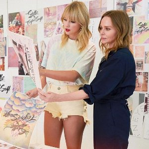 限量款预定已开启Stella McCartney x Taylor Swift 合作系列来啦