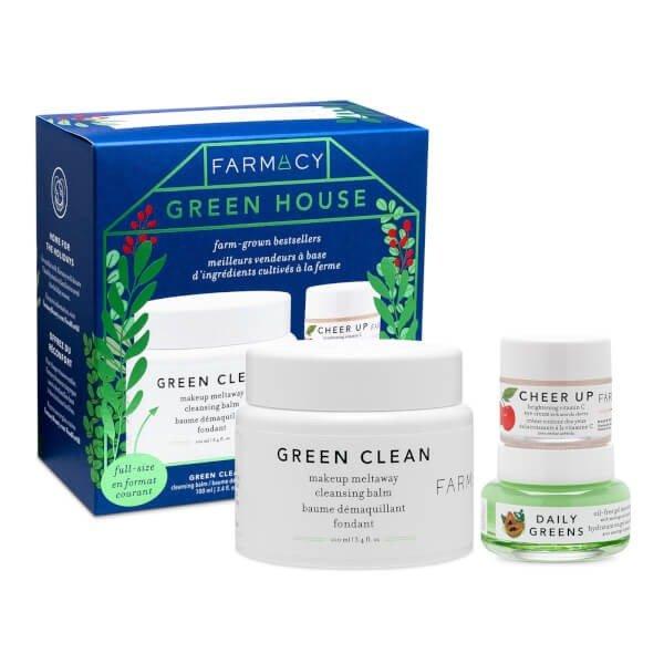 绿茶卸妆乳 限定3件套