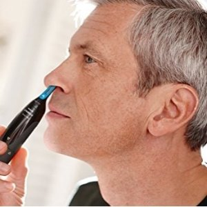 $9.99Philips Norelco Nose trimmer 1500, NT1500/49, with 3 pieces for nose, ears and eyebrows