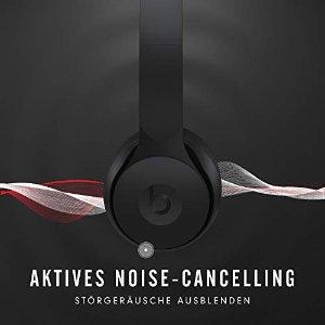 BeatsSolo Pro 无线降噪耳机 黑色