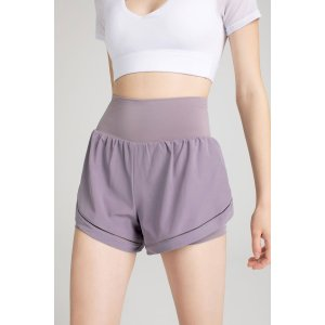 J.INGHoneysuckle Lavender 短裤