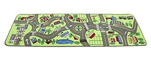 儿童超大游戏毯,交通枢纽
