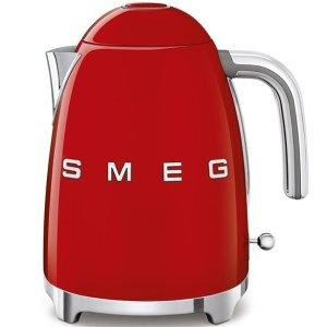 Smeg电热水壶 1.7L 红色