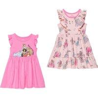 小童公主连衣裙2件套