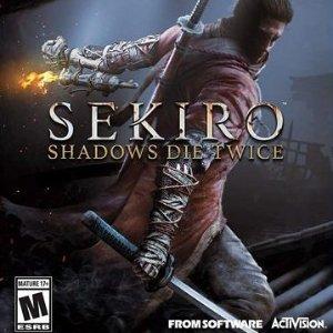 $39.99(原价$59.99)史低价:《只狼 影逝二度》PS4 / Xbox One 实体版