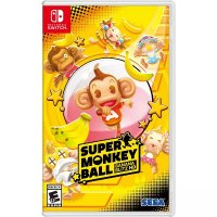 Nintendo 超级猴子球 Switch 实体版