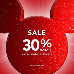 低至7折+赠米奇钥匙扣Disney官网 冬季大促 收卡通公仔、可爱家居服、周边杂志