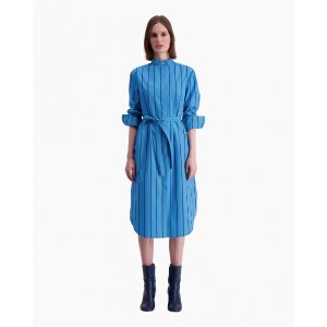 Paju Kiskoraita dress - blue, dark blue - 40% Off - SALE - Marimekko.com