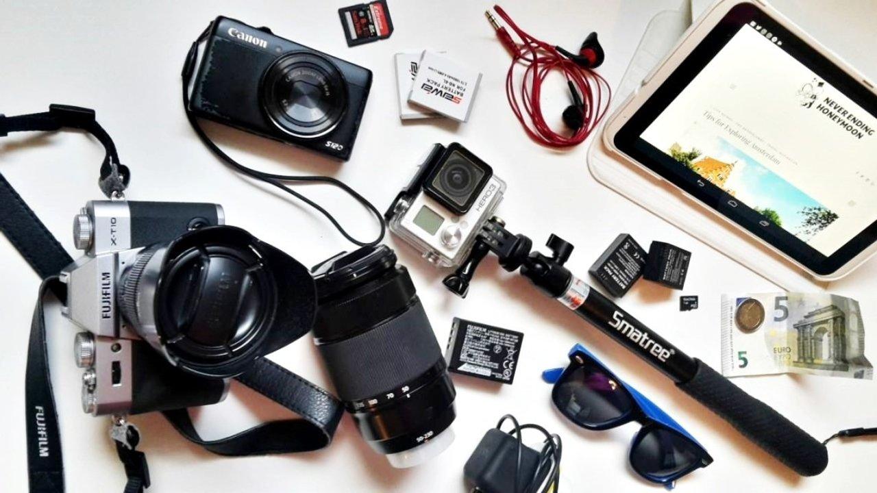 旅行还在纠结买什么相机?Gopro让你一机走天下!(史上最详细!海量图解+视频+GIF)