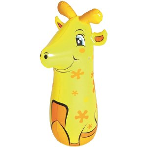 plushible小鹿充气玩偶
