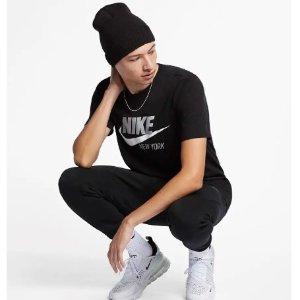 低至5折+额外8折+包邮最后一天:Nike官网 特价区男款运动服饰、鞋履、背包配饰折上折