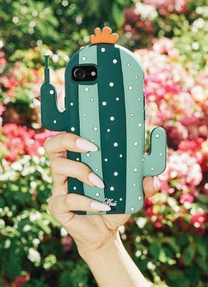 Cactus 3D iPhone Case