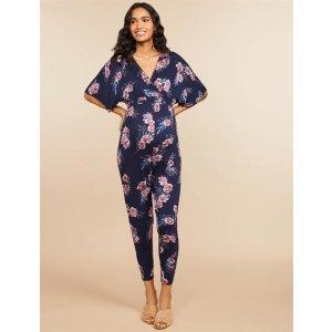 Jessica SimpsonWrap Maternity JumpsuitShop Maternity Fashion & Basics Online