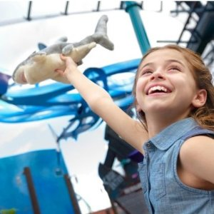 Weekday Ticket From $69.9Sea World Orlando or Aquatic Orlando