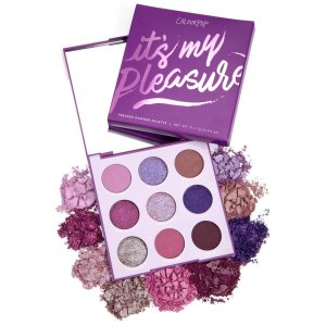 ColourpopIt's My Pleasure九宫格紫色盘
