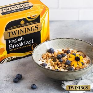 5折起 满4件额外9.5折Twinings 英国川宁茶包   早餐红茶、蜜桃橙子茶等推荐UK