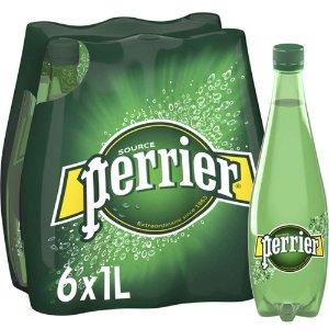 第二件半价Perrier 气泡水 6x1L