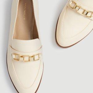 6折 封面款$88.8Ann Taylor 正价新品美鞋配饰特卖