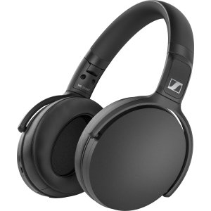 SennheiserSennheiser HD 350BT (Black) Over-ear wireless Bluetooth® headphones at Crutchfield