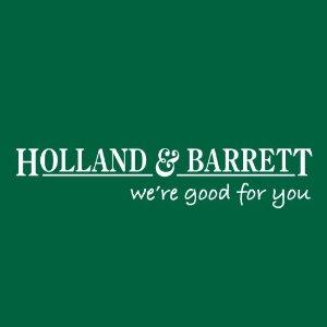 第二件只要1penny+满£45减5即将截止:Holland Barrett 保健品超值热卖