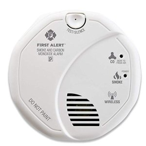 $22.57First Alert Smoke Detector and Carbon Monoxide Detector