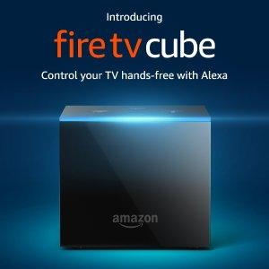 $89.99Fire TV Cube 支持4K超高清以及Alexa
