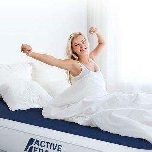 低至€59.9 随时随地好睡眠Active Era 气垫床 电泵自充 省时省力 自用客用都舒适满分