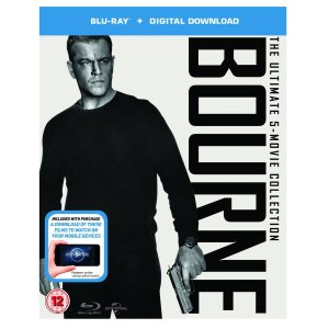 $17.56The Bourne Collection Digital Download