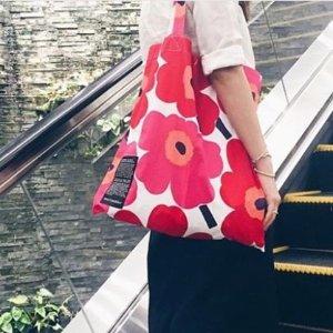 8折+送托特包 帆布袋$3011.11独家:芬兰国宝级品牌Marimekko官网全场单品热卖