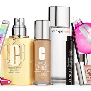 50% Off newly added Holiday gift sets @ Clinique