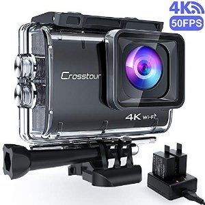 Crosstour CT9500 4K运动相机