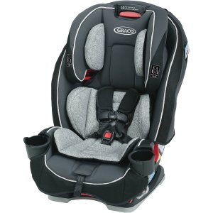 Graco SlimFit All-in-One Convertible Car Seat, 2 Colors